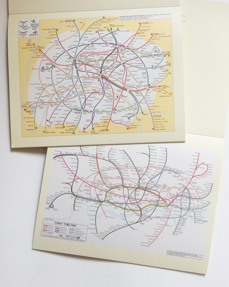 Tube Map Central Showcase: Books