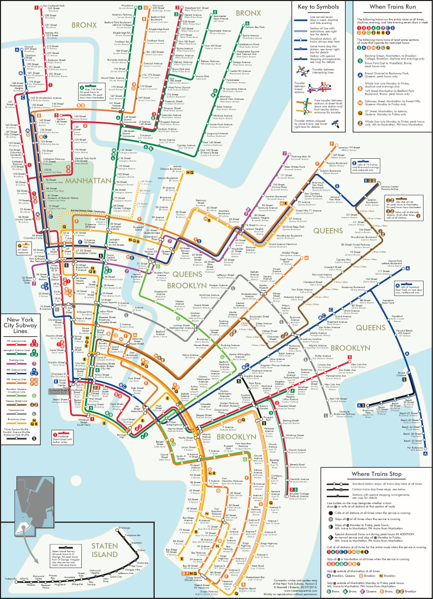 1980 Nyc Subway Map.Tube Map Central Showcase Favourites